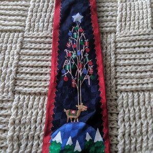 Hallmark Christmas Tie